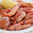 Stock Photo: Royal Reds Shrimp