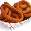 Onion Rings — Stock Photo