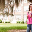 Female College Student — Stock Photo #3159190