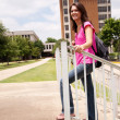 Female College Student — Stock Photo #3159250
