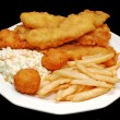 Fish and Chips — Stock Photo #3159781