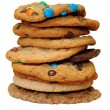 Cookie Stack — Stock Photo