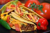 Tacos — Foto de Stock