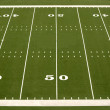 Empty American Football Field — Stock Photo #3693839