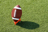 Kickoff di football americano — Foto Stock