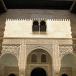 Hall way in Alhambra — Stock Photo