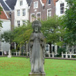 Amsterdam Statue - Foto de Stock  
