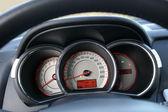 Car dials — Stock Photo