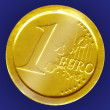 Euro Gold — Stock Photo