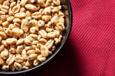 Puffed wheat — Stock Photo