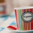 Cup of espresso - Stock fotografie