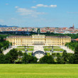 Stock Photo: Schoenbrunn Palace.