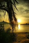 Sunrise in Egupt — Stockfoto