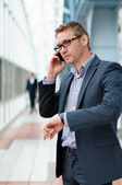 Business person — Stock Photo