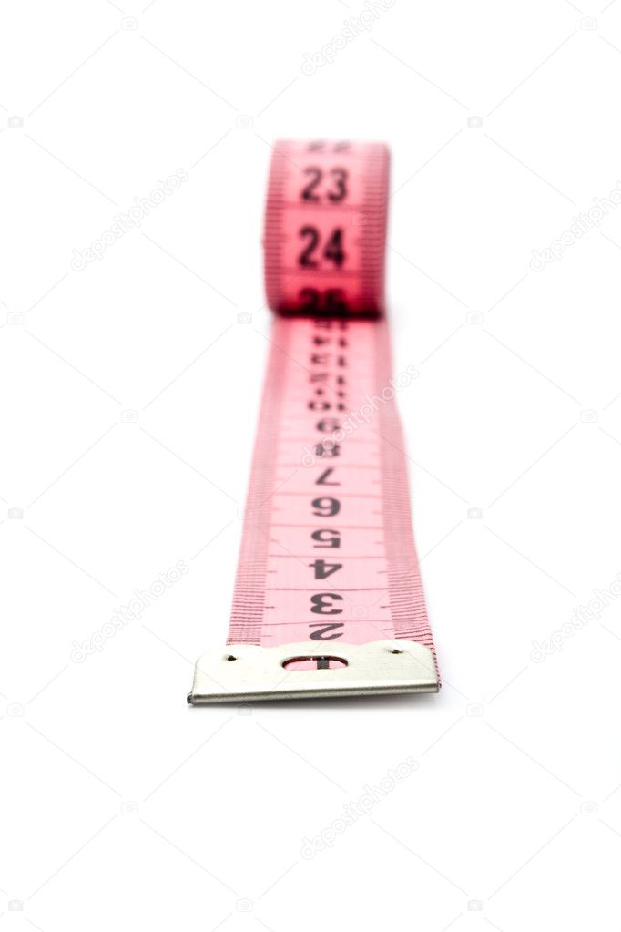 Meter on a white background for your illustrations   Stock Photo #3167745