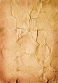 Old brown cardboard as background — Fotografia Stock