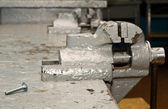 Metalwork instrument — Stock Photo