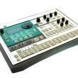 Foto de Stock  : Rythm production sampler