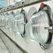 A laundromat — Stock Photo