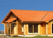 Maison en Bois_1 — ストック写真
