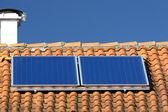 Panneaux solaires_2 — Stock Photo