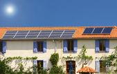 Panneaux solaires_4 — Stock Photo