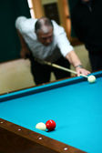 Billard_1 — Stock Photo