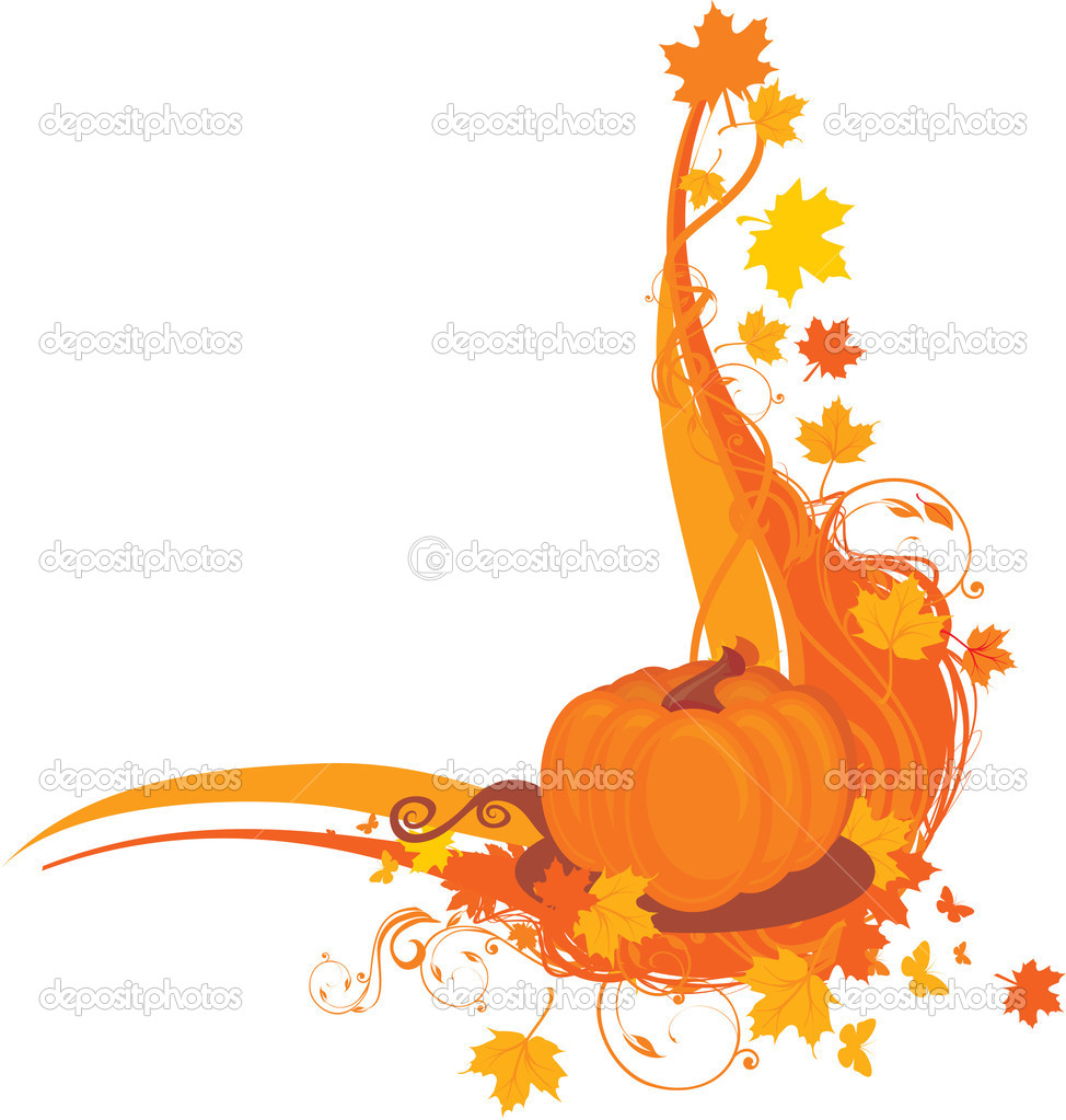 Thanksgiving background — Stock Vector #3452938