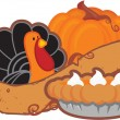 Thanksgiving - Stock Vector