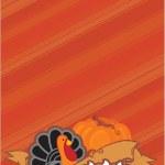 Thanksgiving — Stock Vector