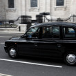 Stock Photo: London taxi