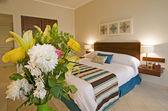 Luxusní hotelový pokoj — Stock fotografie