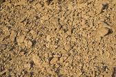 Stony ground background — Stock Photo