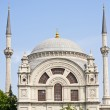 Ornate mosque with blue sky — Lizenzfreies Foto