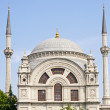 Stock Photo: Ornate mosque with blue sky