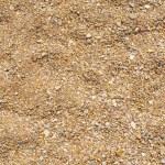 Coarse sand background texture — Stock Photo
