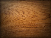 Teak wood background — Stock Photo