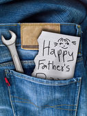 Fête des pères — Photo