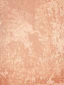 Luce arancia vecchio muro — Foto Stock
