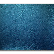 Dark blue Leatherette Background — Foto de Stock
