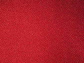 Red fabric sample — Stock Photo