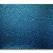 Dark blue Leatherette Background — Foto Stock