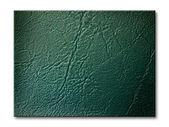 Dark green Leatherette Background — Stock Photo