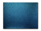 Dark blue Leatherette Background — Stock Photo