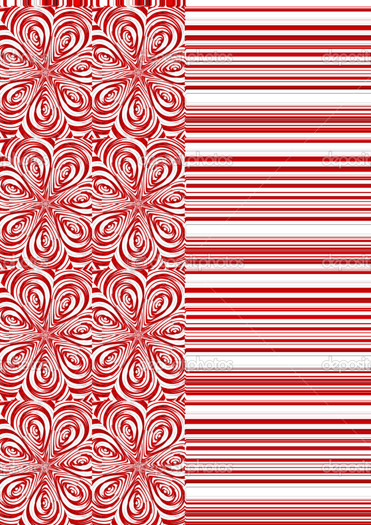 a4竖版欧式背景素材花