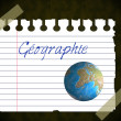 Geography — Stock Photo