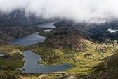 湖泊 — 图库照片