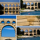 Antic bridge — Stock Photo