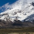 Chimborazo — Stock Photo