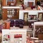 Furniture store — Stock Photo